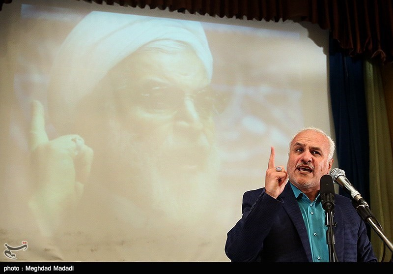 سخنرانی استاد حسن عباسی در دانشگاه تهران - دانشجوی روز
