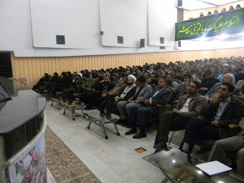 سخنرانی استاد حسن عباسی در ارومیه - ایران و آمریکای پس از انتخابات