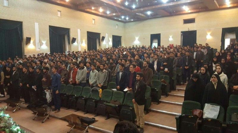 سخنرانی استاد حسن عباسی در دانشگاه ارومیه - 2500 سال رویارویی ایران و غرب