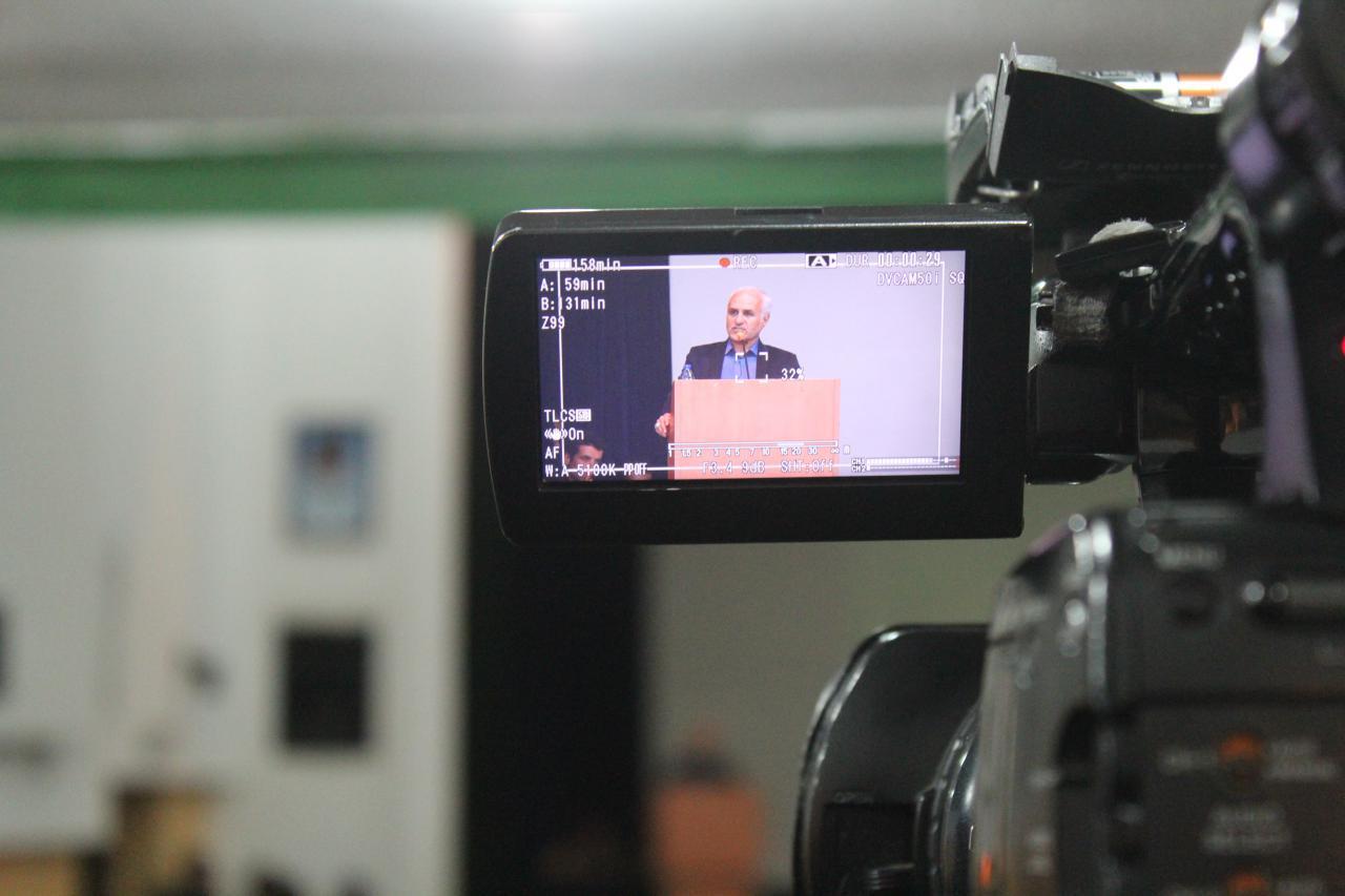سخنرانی استاد حسن عباسی در ارومیه - مهندسی سیاسی و دارو دسته نیویورکیها
