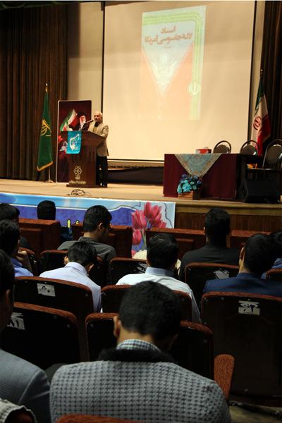 سخنرانی استاد حسن عباسی در اتحادیه انجمنهای اسلامی دانشآموزان یزد - چگونه یک تمدن بسازیم؟