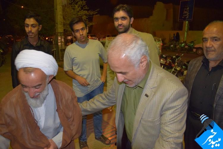 سخنرانی استاد حسن عباسی در میبد یزد - جایگاه استکبارستیزی در جهاد کبیر