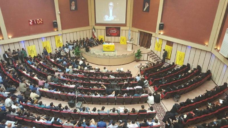 سخنرانی استاد حسن عباسی در دانشگاه یزد - من مستکبرم، پس هستم!