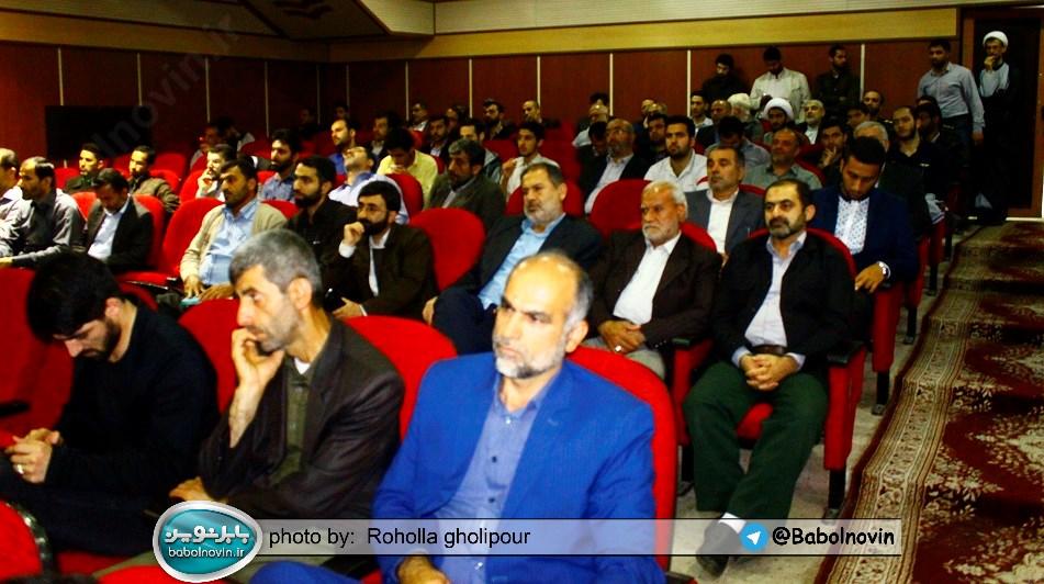 10 4 به گفته عکسی؛ سخنرانی استاد حسن عباسی با موضوع استراتژی کودک و همچنین تمدن نوین اسلامی