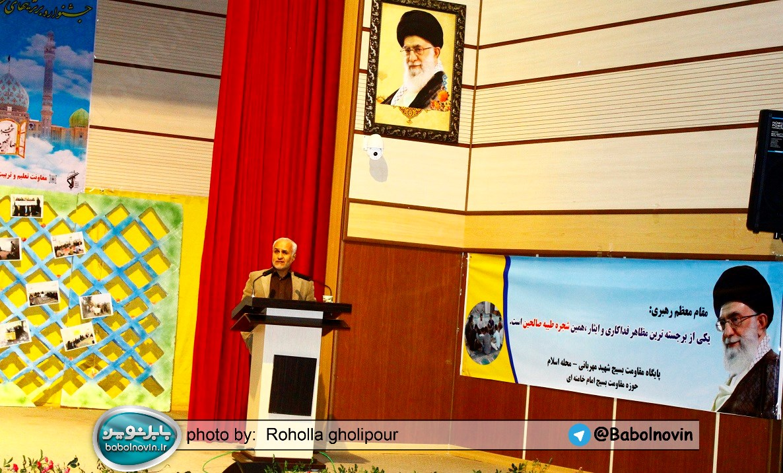 14 2 به گفته عکسی؛ سخنرانی استاد حسن عباسی با موضوع استراتژی کودک و همچنین تمدن نوین اسلامی