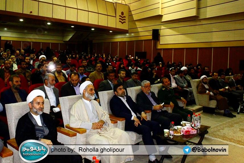 9 4 به گفته عکسی؛ سخنرانی استاد حسن عباسی با موضوع استراتژی کودک و همچنین تمدن نوین اسلامی