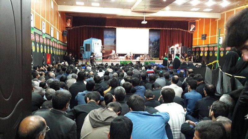 سخنرانی استاد حسن عباسی در اتحادیه انجمن های اسلامی دانش آموزان کرمان