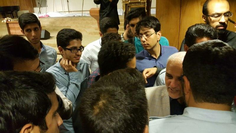 سخنرانی استاد حسن عباسی در دانشگاه شهید باهنر کرمان - جادوی مالی و پولی دشمن در گفتمان انقلاب اسلامی