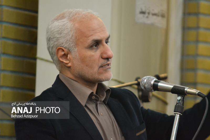 سخنرانی استاد حسن عباسی در مسجد سالار شهیدان - انتخاب دوازدهم