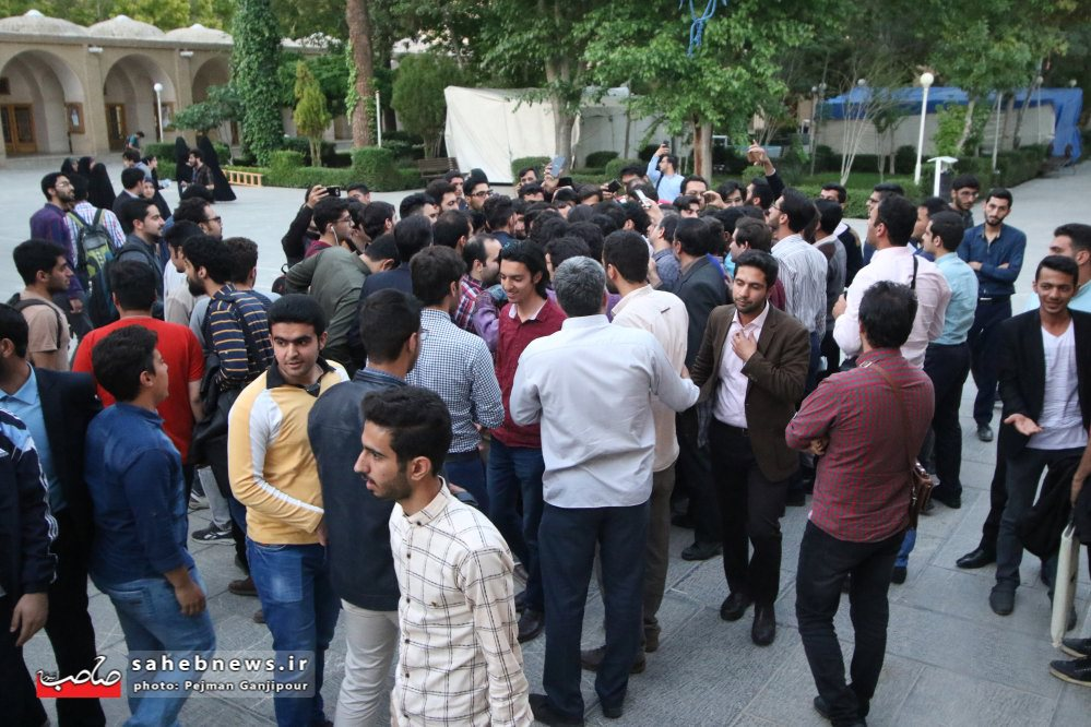 سخنرانی استاد حسن عباسی در دانشگاه هنر اصفهان - کدخدای بیخدا؛ ناخدای باخدا
