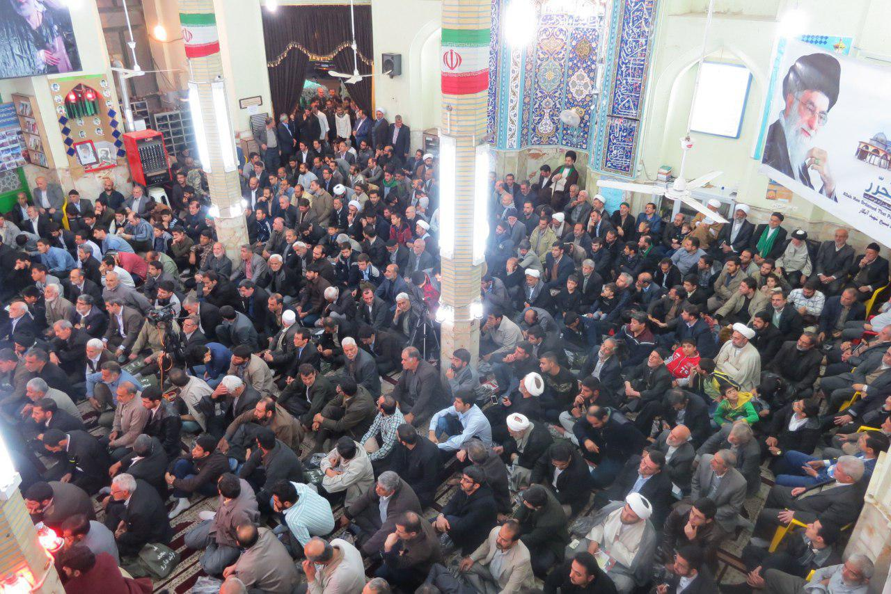 سخنرانی استاد حسن عباسی در قم - یادواره شهدای محله تولیددارو