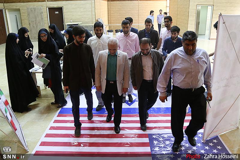 سخنرانی استاد حسن عباسی در دانشگاه صنعتی امیرکبیر - کیک زردی که بنفش شد