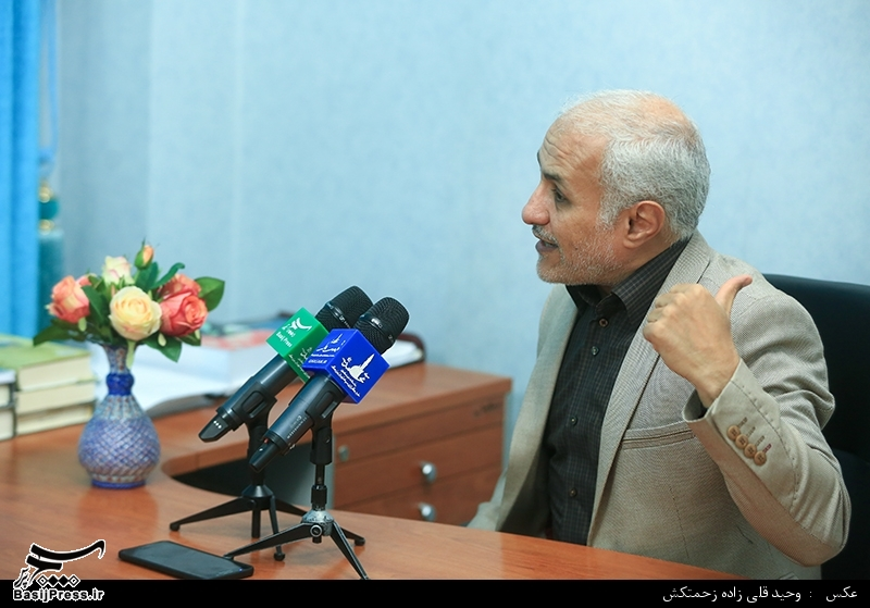 گفتگوی اختصاصی بسیج پرس با استاد حسن عباسی