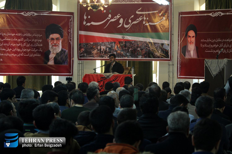 سخنرانی استاد حسن عباسی در مدرسه عالی شهید مطهری - فتنههای عصری و عصر فتنهها