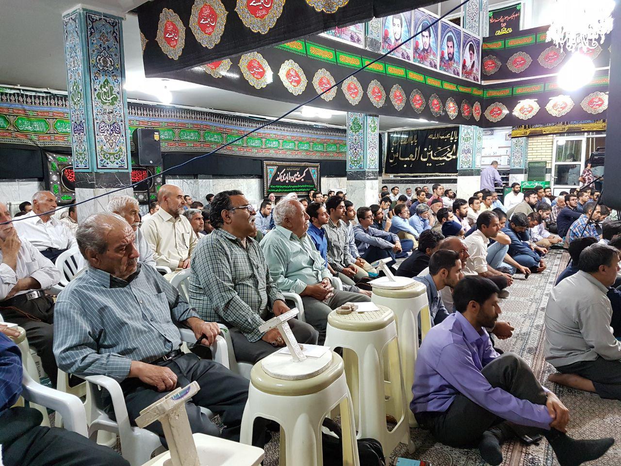 سخنرانی استاد حسن عباسی در مسجد امام حسین(ع) رباط کریم - سبک زندگی و رؤیای ایرانی – اسلامی