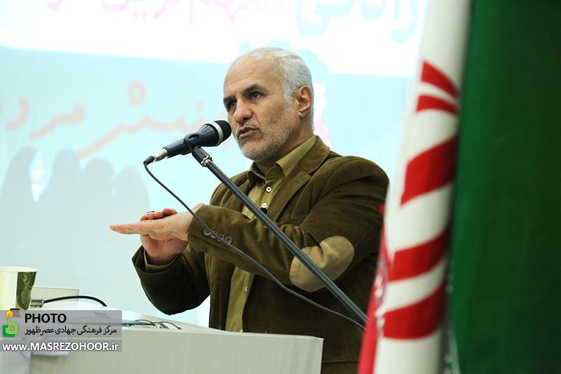 سخنرانی استاد حسن عباسی در اهواز -دومین نشست سلسله جلسات چهلچراغ