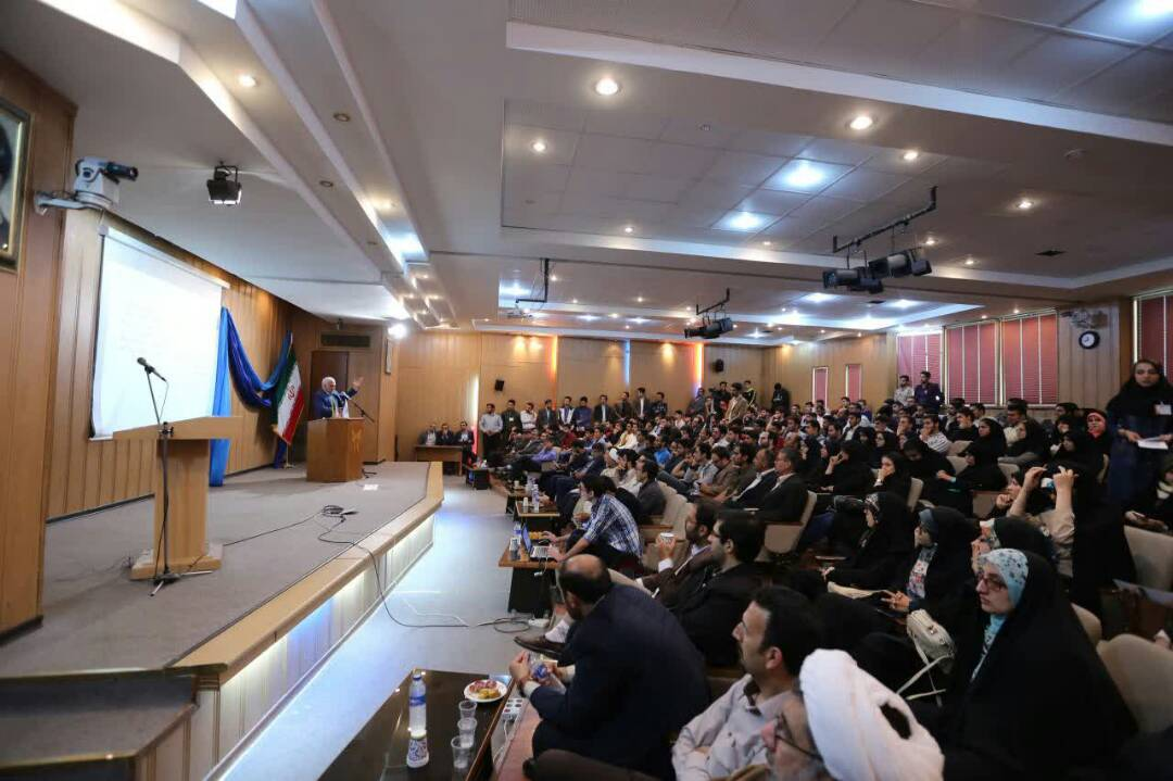 سخنرانی استاد حسن عباسی در دانشگاه آزاد اراک - چهلسالگی جمهوری اسلامی و افق دهه پنجم