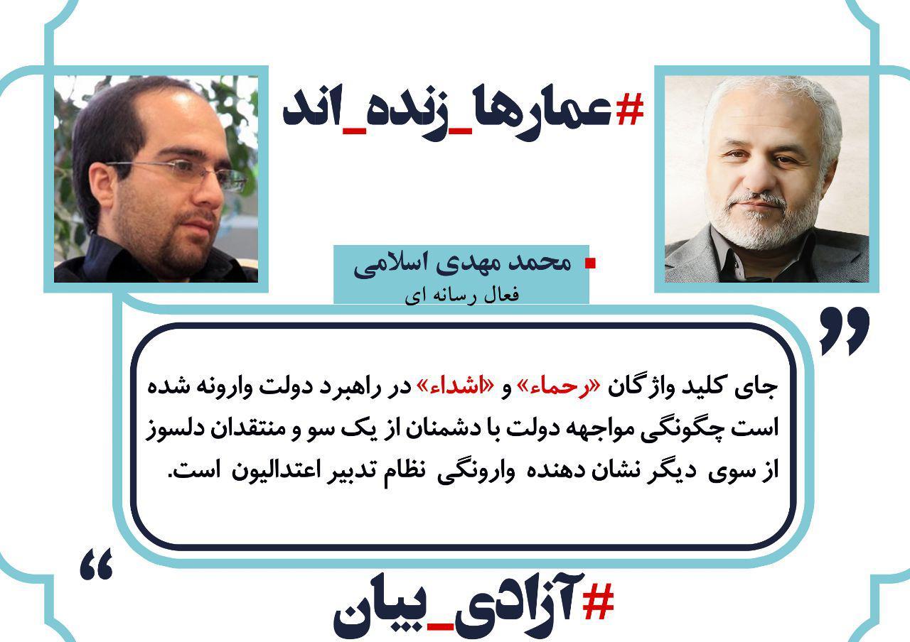 photo 03 34 مواضع جمعی از اهالی هنر و همچنين رسانه انقلاب در خصوص حکم حبس استاد حسن عباسی
