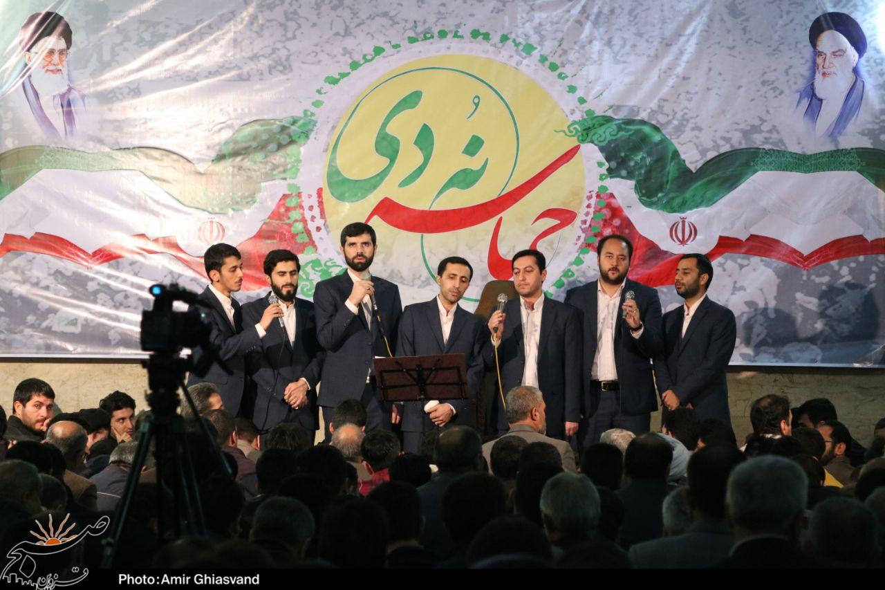 سخنرانی استاد حسن عباسی در مینودر قزوین - ولایت مطلقه فقیه، عامل ثبات انقلاب و روشنگر فتنه ها