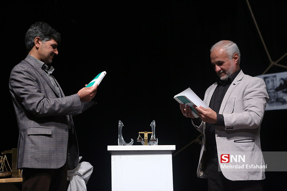 IMG 970811%20%2815%29 نقل از تصویری؛ سخنرانی استاد حسن عباسی در همایش پهناور و بزرگ سهم مستضعفین