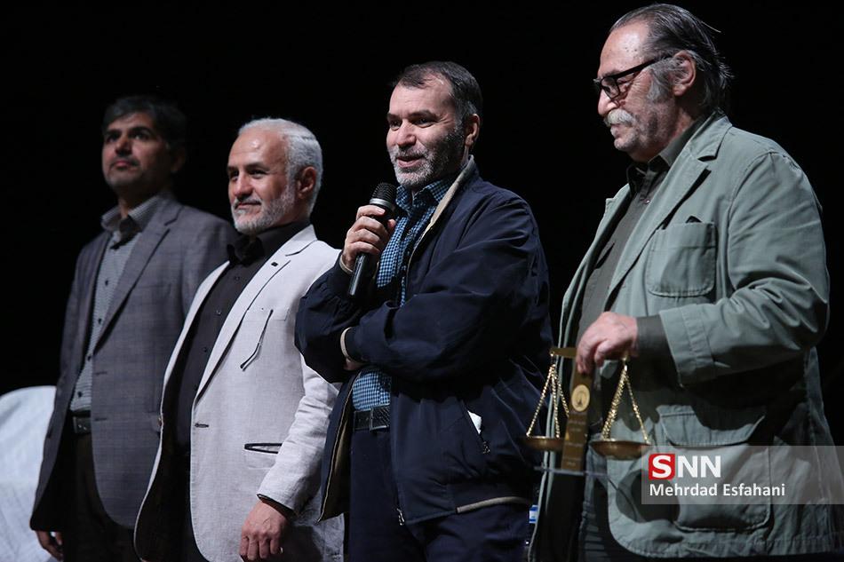 سخنرانی استاد حسن عباسی در حوزه هنری - همایش بزرگ سهم مستضعفین