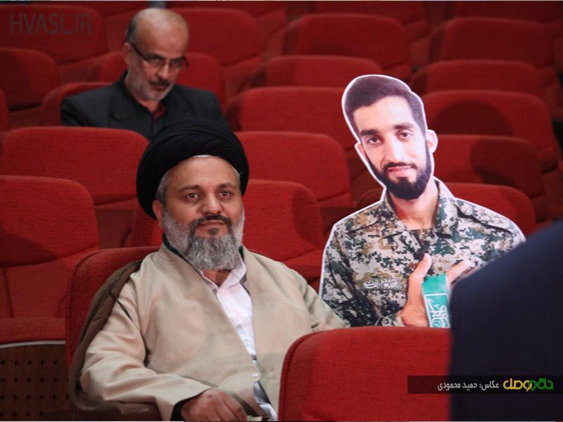 IMG 970928%20%2810%29 نقل از تصویری؛ سخنرانی استاد حسن عباسی در سومین اجلاس ملی اصحاب عشق