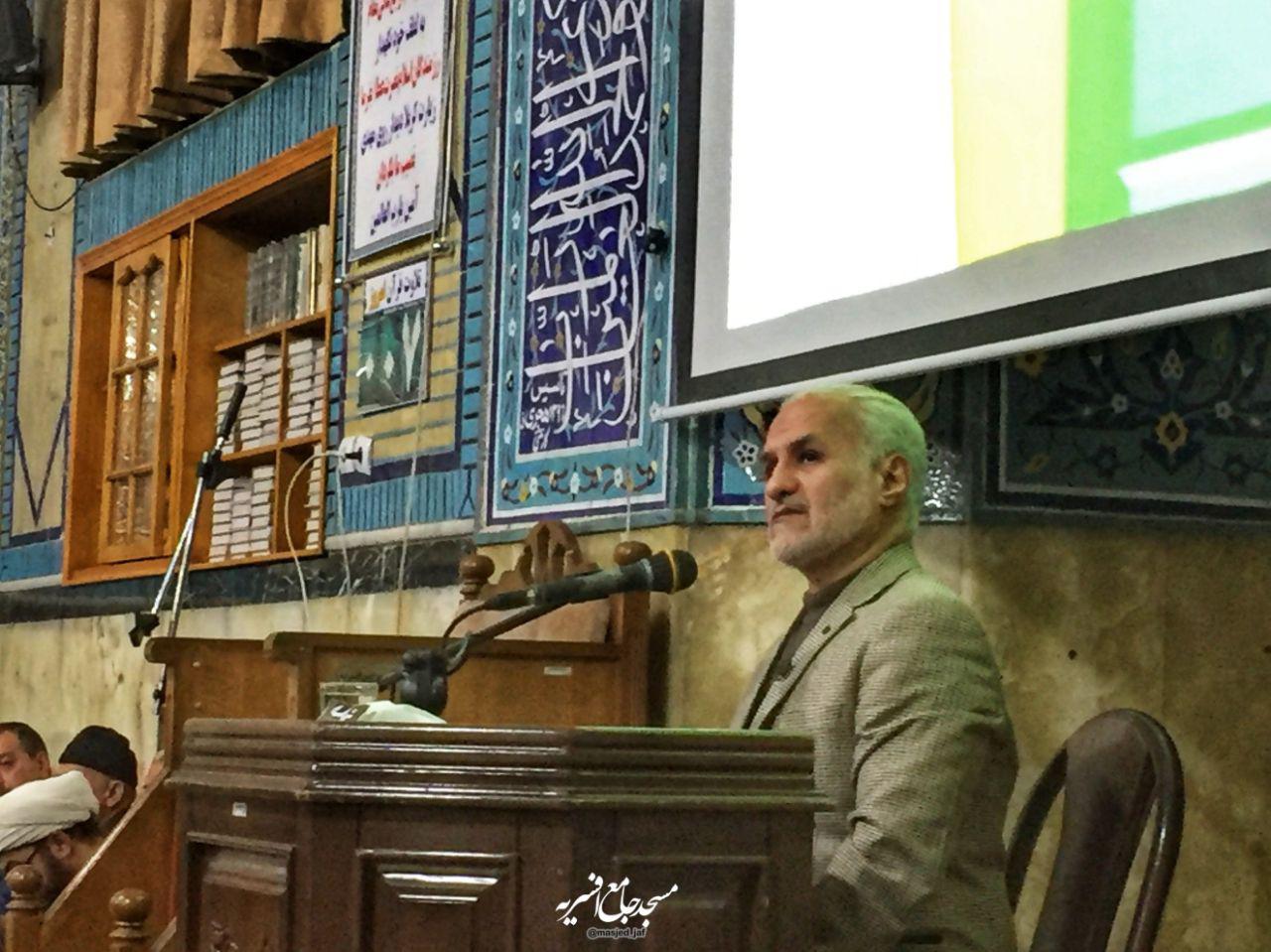 IMG 971123%20%281%29 نقل از تصویری؛ سخنرانی استاد حسن عباسی با موضوع چهل سالگی انقلاب اسلامی و همچنين افق های پیش رو