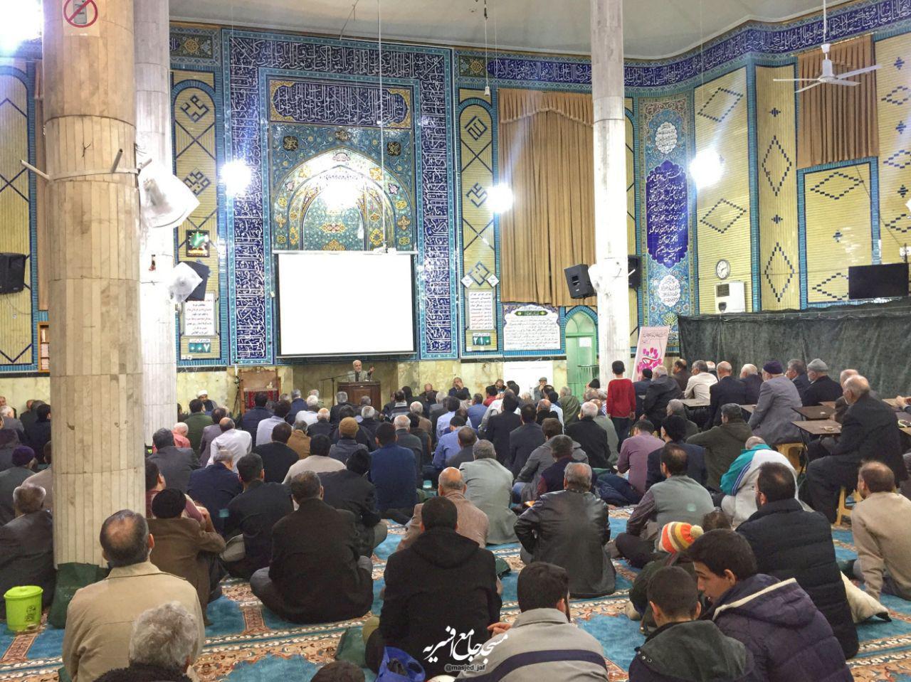 IMG 971123%20%284%29 نقل از تصویری؛ سخنرانی استاد حسن عباسی با موضوع چهل سالگی انقلاب اسلامی و همچنين افق های پیش رو