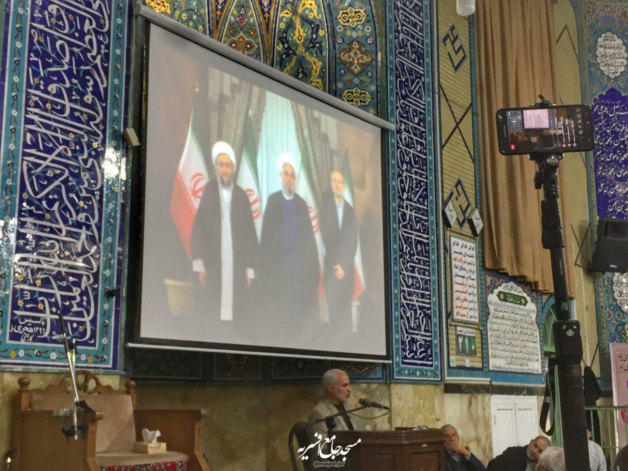 IMG 971123%20%288%29 نقل از تصویری؛ سخنرانی استاد حسن عباسی با موضوع چهل سالگی انقلاب اسلامی و همچنين افق های پیش رو