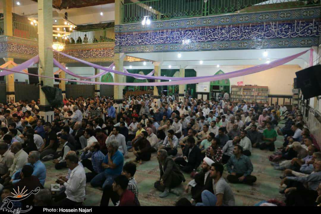 سخنرانی استاد حسن عباسی در شهر الوند - گام دوم و آینده روشن انقلاب اسلامی