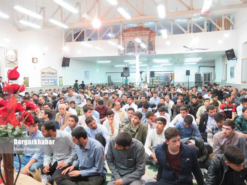 IMG 980124%20%2811%29 نقل از تصویری؛ سخنرانی استاد حسن عباسی با موضوع تنها سپهبد