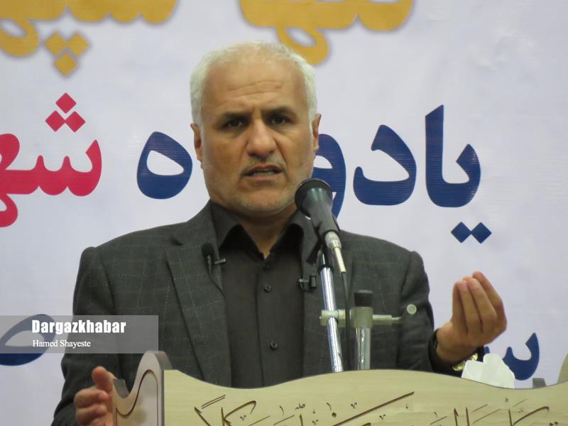 IMG 980124%20%2815%29 نقل از تصویری؛ سخنرانی استاد حسن عباسی با موضوع تنها سپهبد