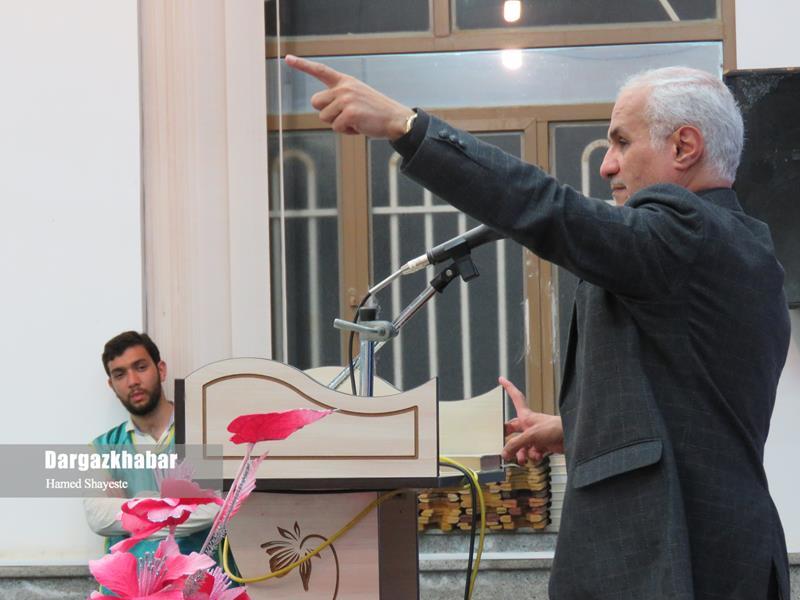 IMG 980124%20%2816%29 نقل از تصویری؛ سخنرانی استاد حسن عباسی با موضوع تنها سپهبد