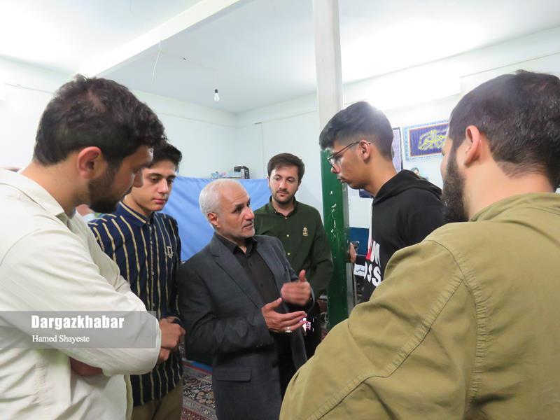 IMG 980124%20%2821%29 نقل از تصویری؛ سخنرانی استاد حسن عباسی با موضوع تنها سپهبد