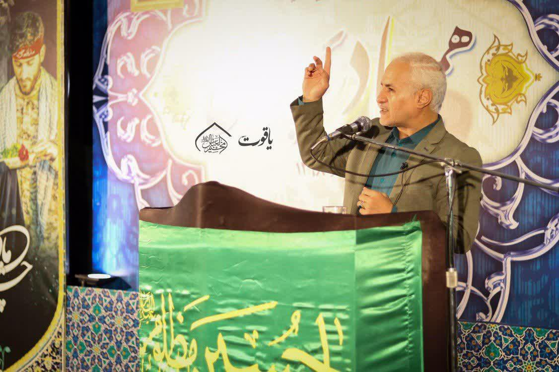 IMG 980504%20%282%29 نقل از تصویری؛ سخنرانی استاد حسن عباسی با موضوع ما و همچنين شهدا