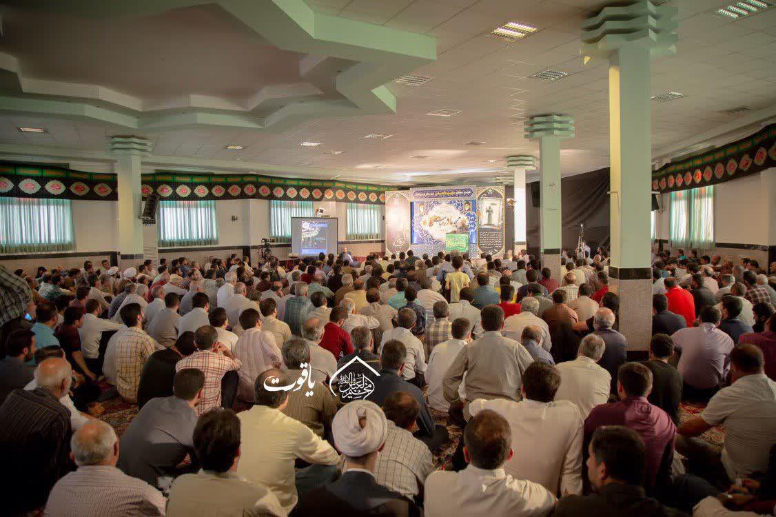IMG 980504%20%285%29 نقل از تصویری؛ سخنرانی استاد حسن عباسی با موضوع ما و همچنين شهدا