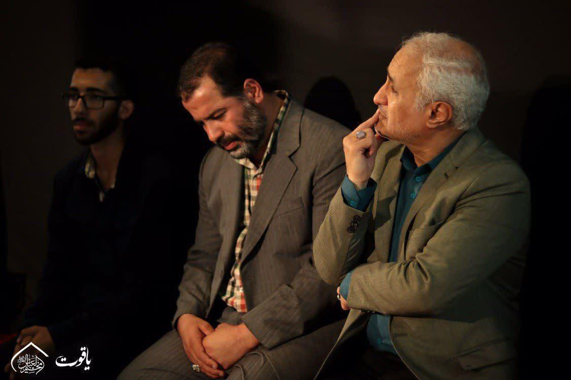 IMG 980504%20%288%29 نقل از تصویری؛ سخنرانی استاد حسن عباسی با موضوع ما و همچنين شهدا