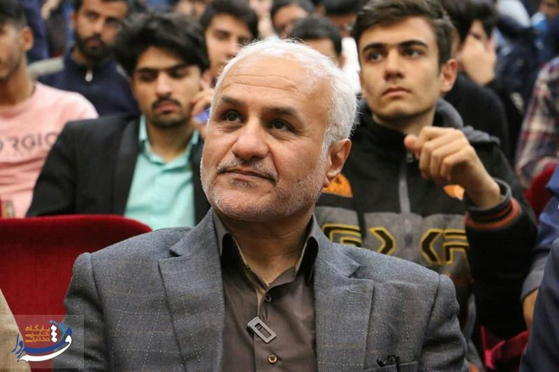 سخنرانی استاد حسن عباسی در دانشگاه قم - گام دوم انقلاب اسلامی؛ آغاز عصر جدید