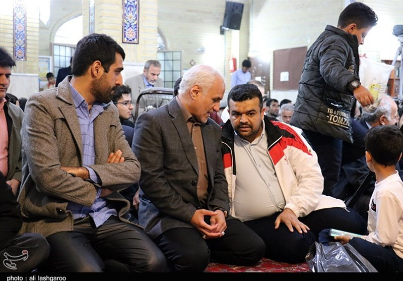 سخنرانی استاد حسن عباسی در مسجد الغدیر سمنان - دومین یادواره شهدای پایگاه مقاومت بسیج شهید دانشگر