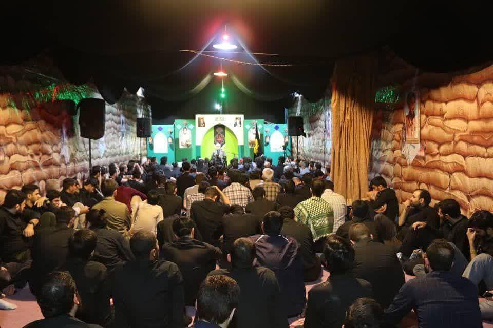 IMG 980306%20%283%29 نقل از تصویری؛ سخنرانی استاد حسن عباسی با موضوع از هبوط تا . . .
