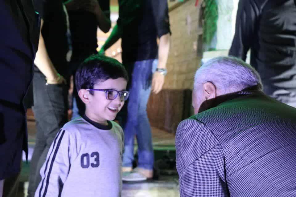 سخنرانی استاد حسن عباسی در کهف الشهدا تهران - از هبوط تا . . .