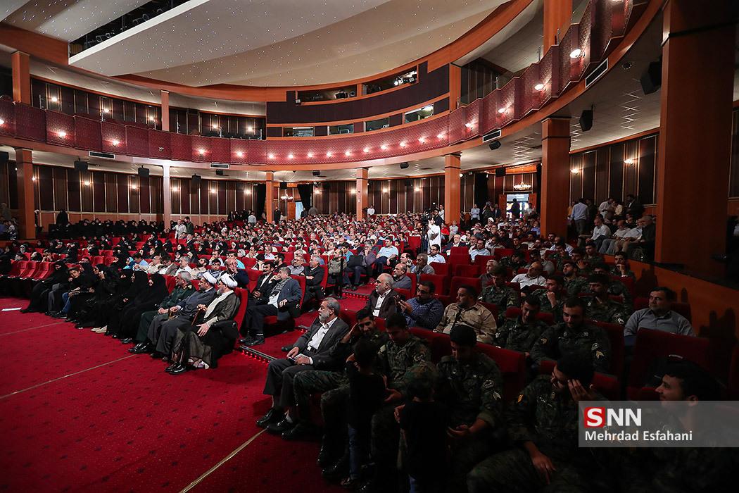 IMG 980327%20%281%29 نقل از تصویری؛ سخنرانی استاد حسن عباسی در دومین سالگرد شهادت سردار شهید شعبان نصیری